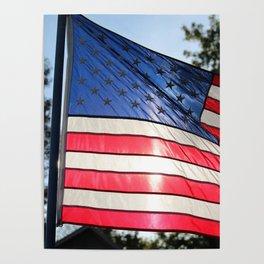 U.S.A. Poster