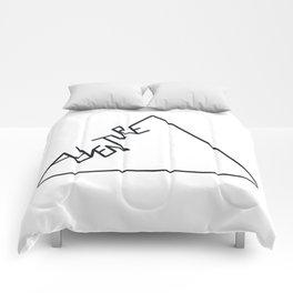 Adventure Mountain Comforters