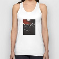 it crowd Tank Tops featuring Crowd by Shelley Chandelier