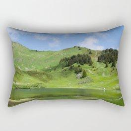 The Hills Rectangular Pillow