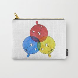 Primary Cats Carry-All Pouch