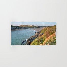 Porth Seascape Hand & Bath Towel