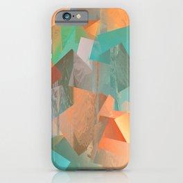 Glitch 5 iPhone Case