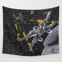 It's My Turn! Wall Tapestry