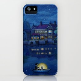 When Marnie was there iPhone Case