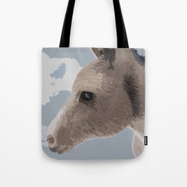 Donkey Face Tote Bag