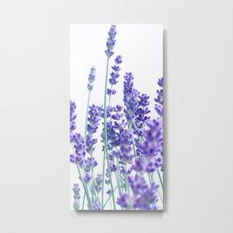 Fresh Lavender #1 #decor #art #society6 Metal Print