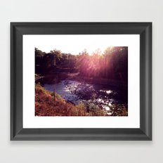 Vitality Framed Art Print