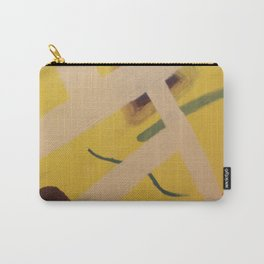 White Walls Carry-All Pouch