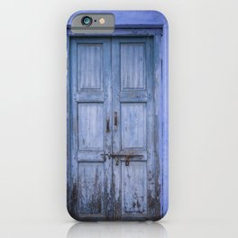 Doors Of India IV iPhone Case