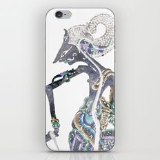 SHADOW PUPPET iPhone & iPod Skin