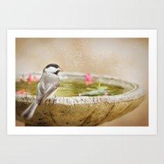 Birdsong Art Print