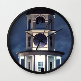 Old Town Clock Wall Clock