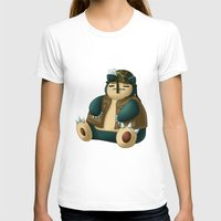 snorlax T-shirts featuring Warlax! by Kashidoodles Creations