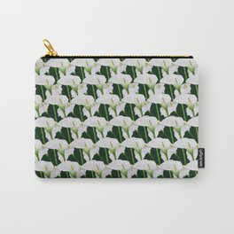 Watercolour Callalily Carry-All Pouch
