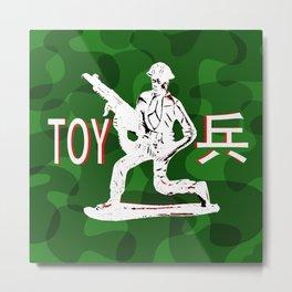 Toy Soldier II Metal Print