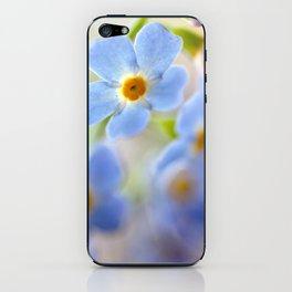 FORGETMENOT iPhone Skin