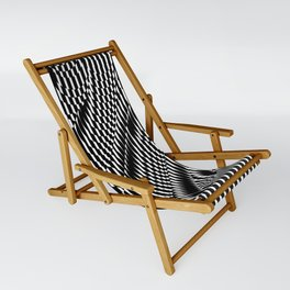 Op Art #1 Sling Chair