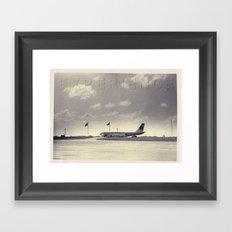Experience Framed Art Print