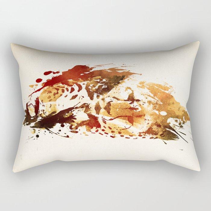 El Guepardo Rectangular Pillow