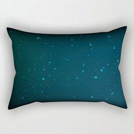 Beyond the Space Rectangular Pillow