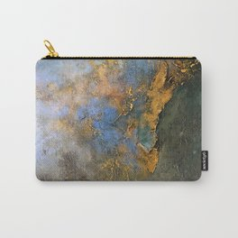 Colorful Abstract Clouds No.2 (V) Carry-All Pouch