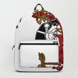 Brokkr and Sindri - Norse Mythology Backpack