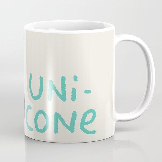 Unicone Coffee Mug By Cookie Society6