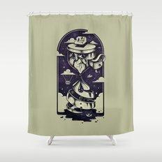 Time Heals Shower Curtain