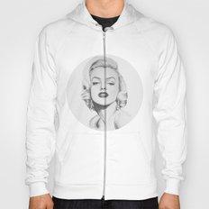 Marilyn Monroe portrait Hoody