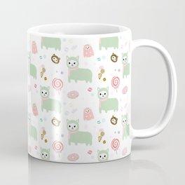 Kawaii Alpacasso  Coffee Mug
