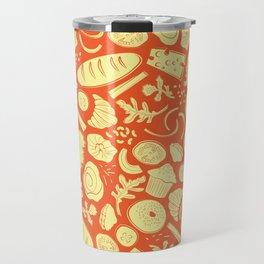 Bread and Breakfast Travel Mug