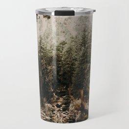 LAC VERDE /// Mountain Lake Travel Mug