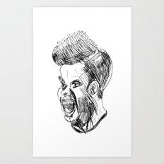 20170207 Art Print