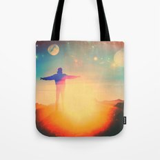 Can't Beat The Feeling Tote Bag
