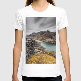 Snowdon Moutain Range T-shirt