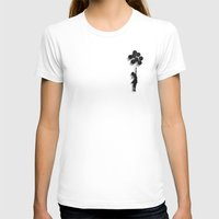 banksy T-shirts featuring Banksy Fly Away  by Love2Snap