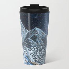 Mountain Belugas  Travel Mug
