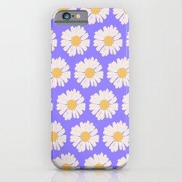 Margaritas lavanda iPhone Case