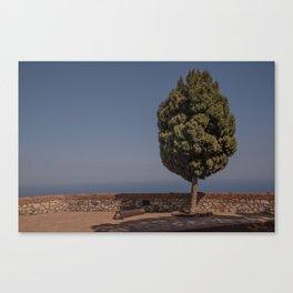 Taormina 3 Canvas Print