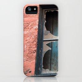 window of solitude  iPhone Case