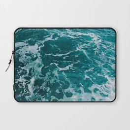 Amalfi Coast Water IX Laptop Sleeve