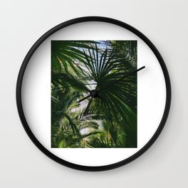 IN THE JUNGLE #1 Wall Clock