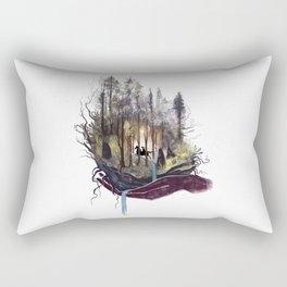 Earth Song Rectangular Pillow