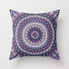 Mandala 313 Throw Pillow
