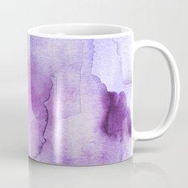 Wanderlust purple watercolor Coffee Mug