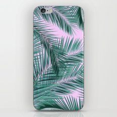 Musk and Palms iPhone Skin