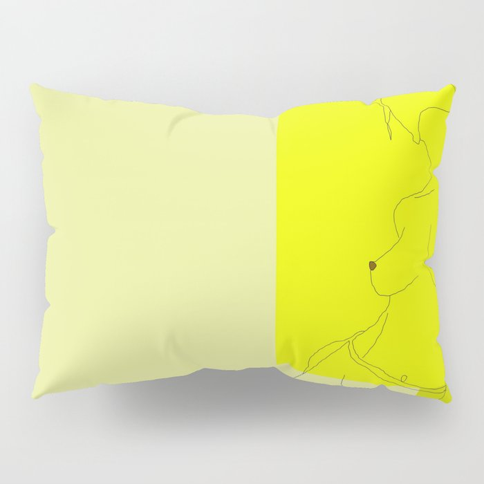 Pura Vida Pillow Sham