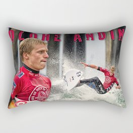 Kolohe Andino Rectangular Pillow