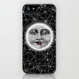 Lunatic iPhone Case